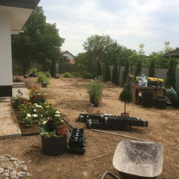 Kert- és parképítés Maglód