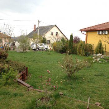 Kert- és parképítés Székesfehérvár