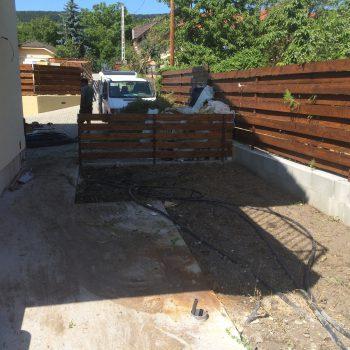 Kert- és parképítés Budaörs