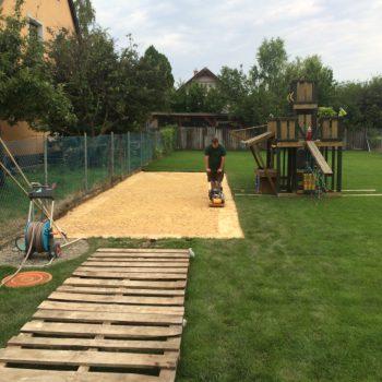 Kert-és parképítés Budaörs